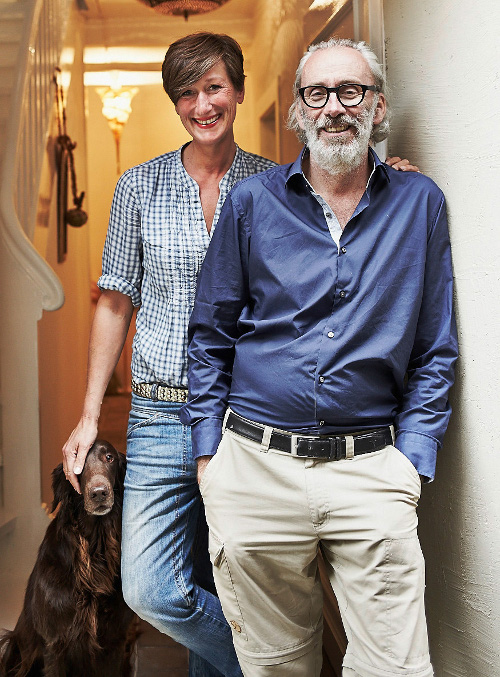Marion und Cornel Frey