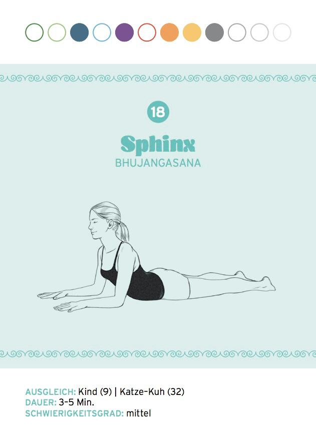 Yin Yoga: Sphinx