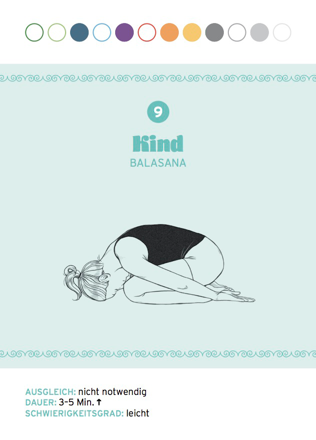 Yin Yoga: Kind