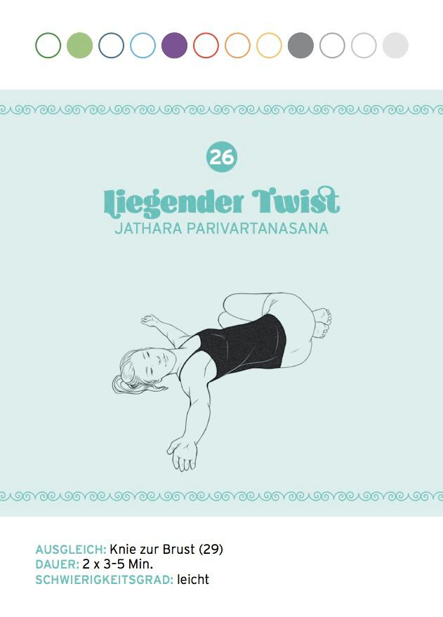 Yin Yoga: Twist