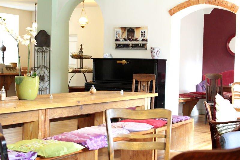 Hotel Lounge Schloss Blumenthal
