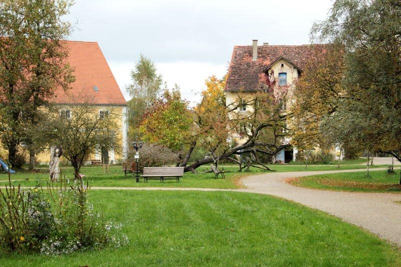 Garten Schloss Blumenthal
