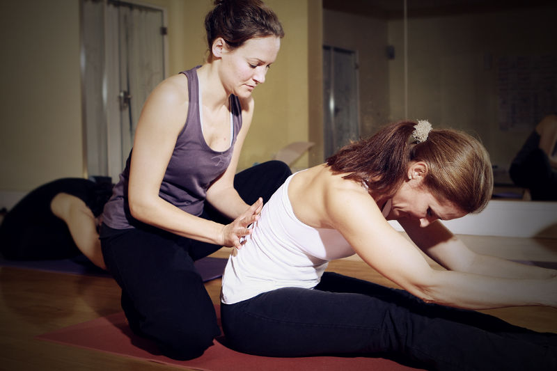 Adjustment Yoga