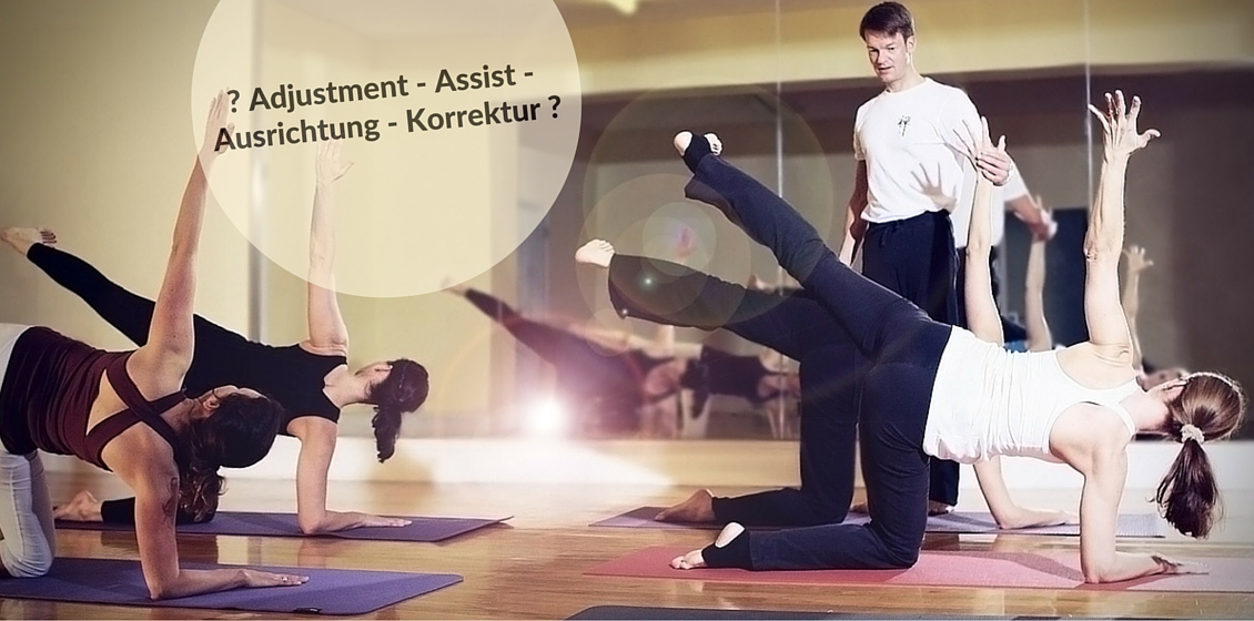 Adjustment Yoga