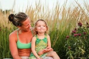 Julia mit Tochter