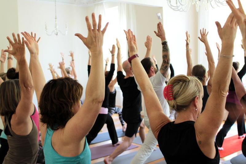 Ausbildungsgruppe Yoga + Business