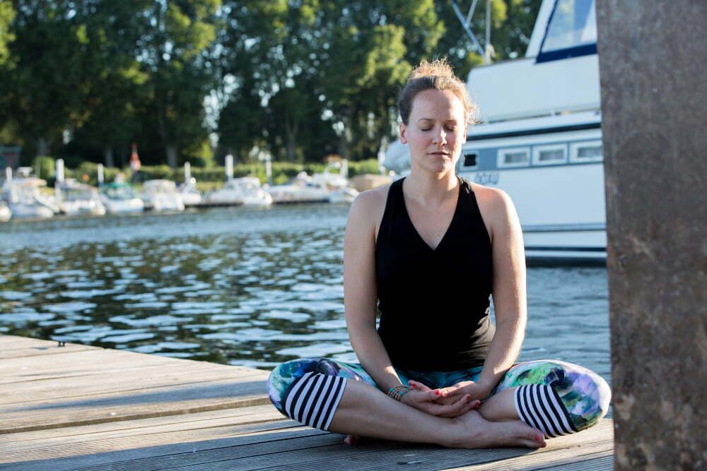 Meditation Lebensflow