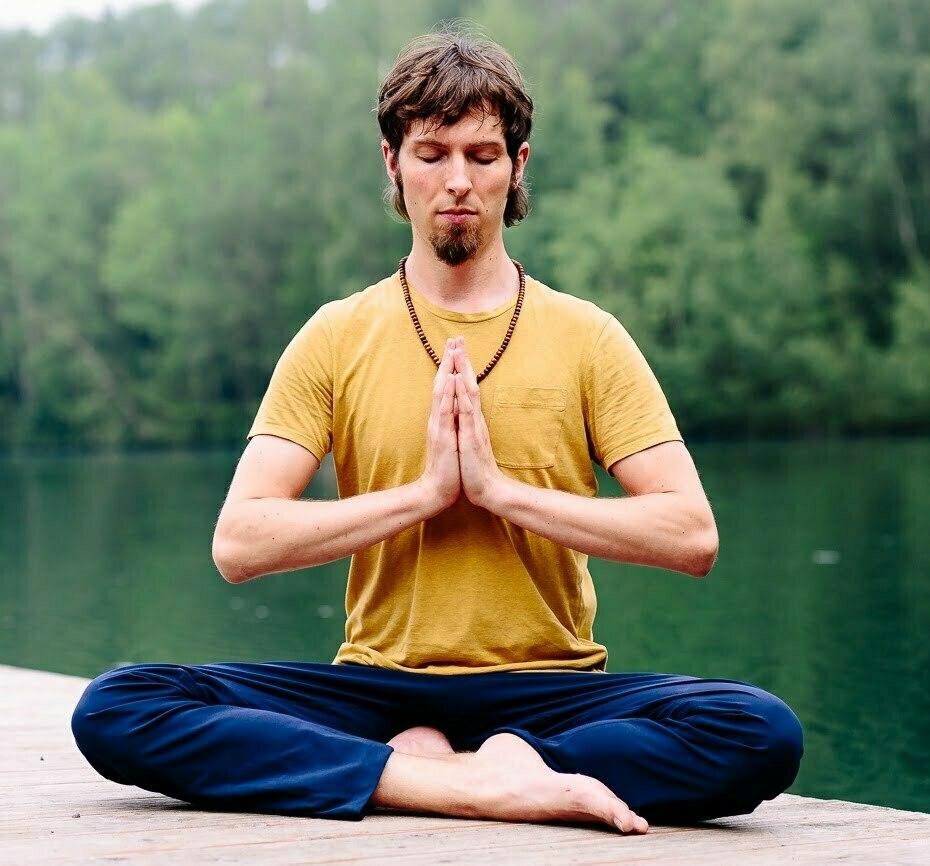 Tobias Frank Meditation
