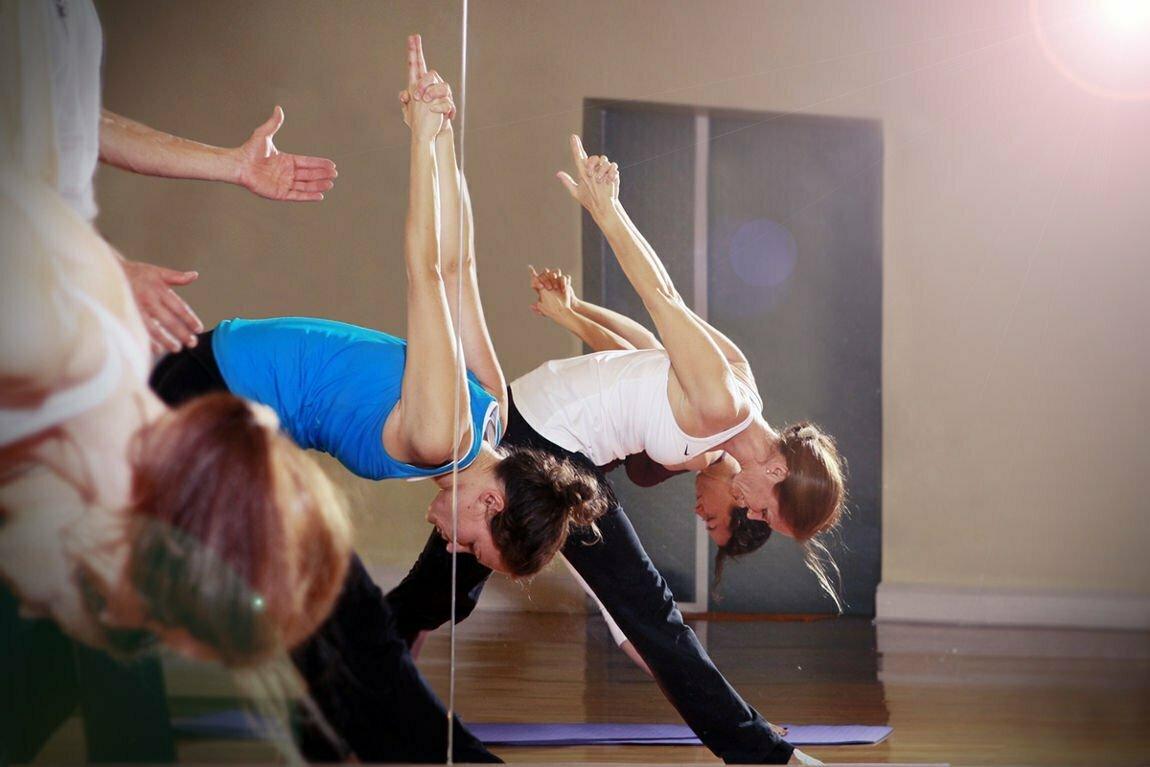 Yogastunde Atemtempo