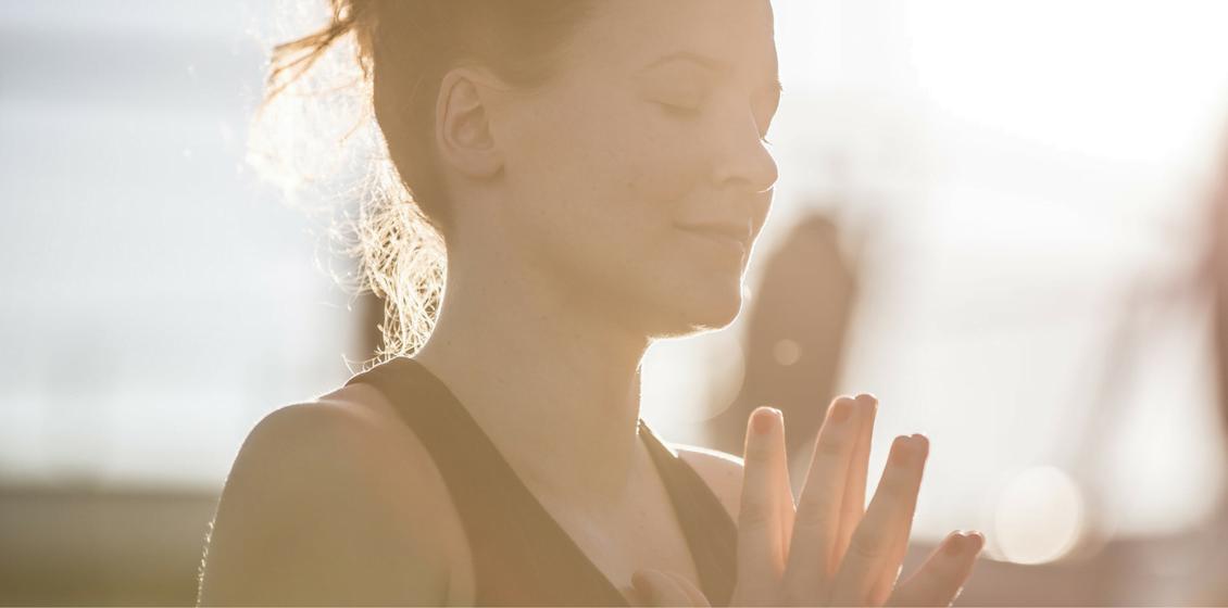 Bewusstsein Dankbarkeit Yoga