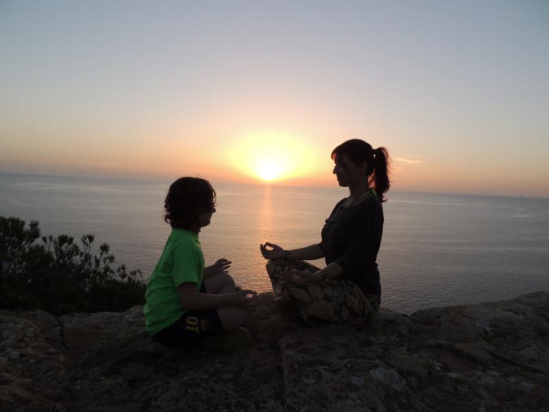 Meditation Kinder