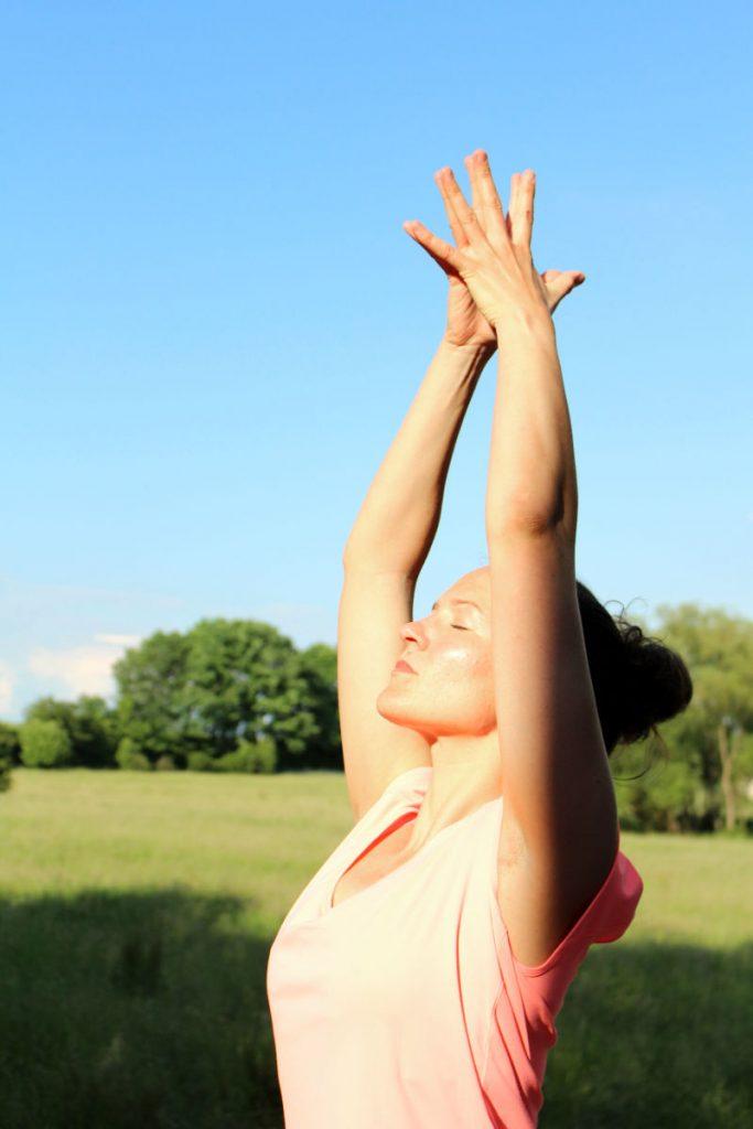 Leichtigkeit Yoga