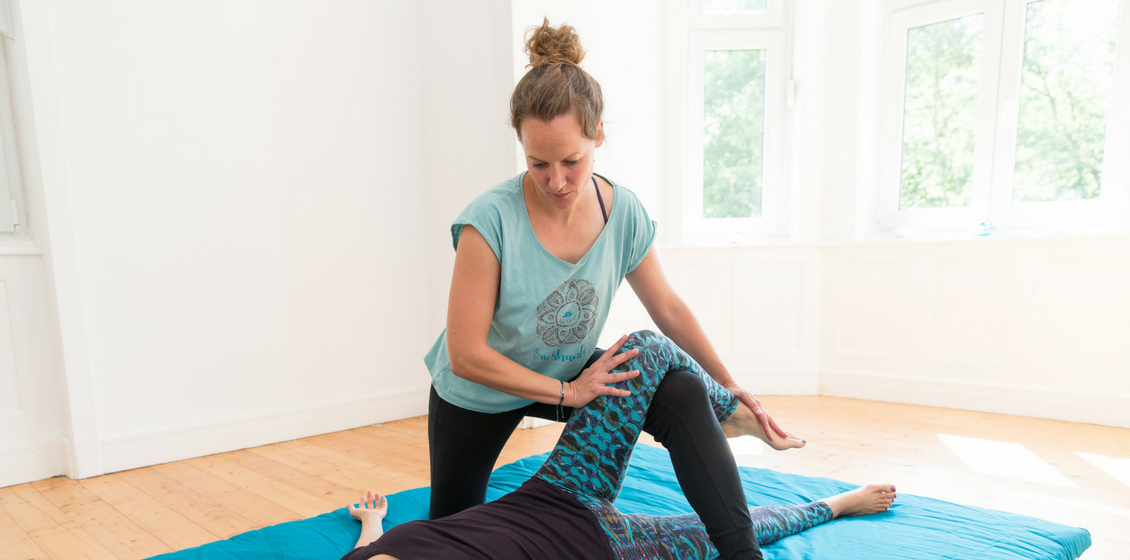 Thai Yoga Massage Wiesbaden