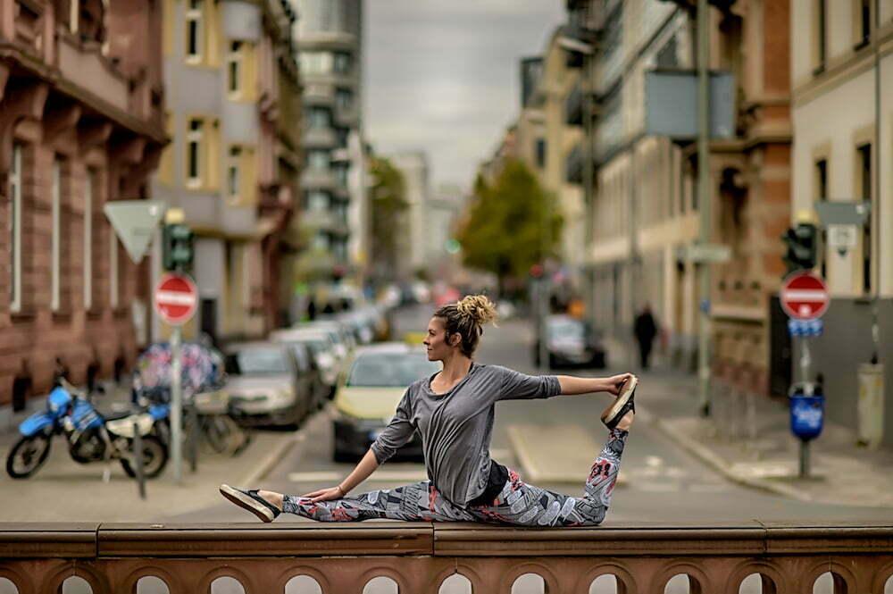 Alexandra Harfield Yoga Lebensflow