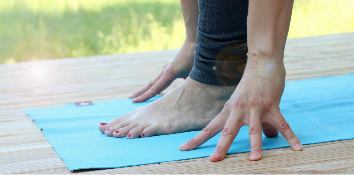 Yoga auf der Sonnenterrasse Wiesbaden