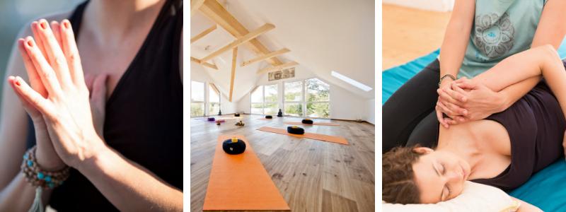 Blind Yoga Thai Yoga Jordan's Untermühle