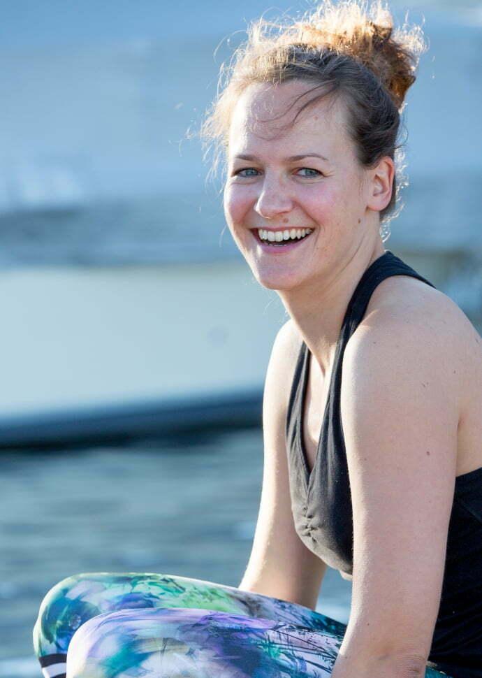 Silke Schuster Stimmtraining für Yogalehrer