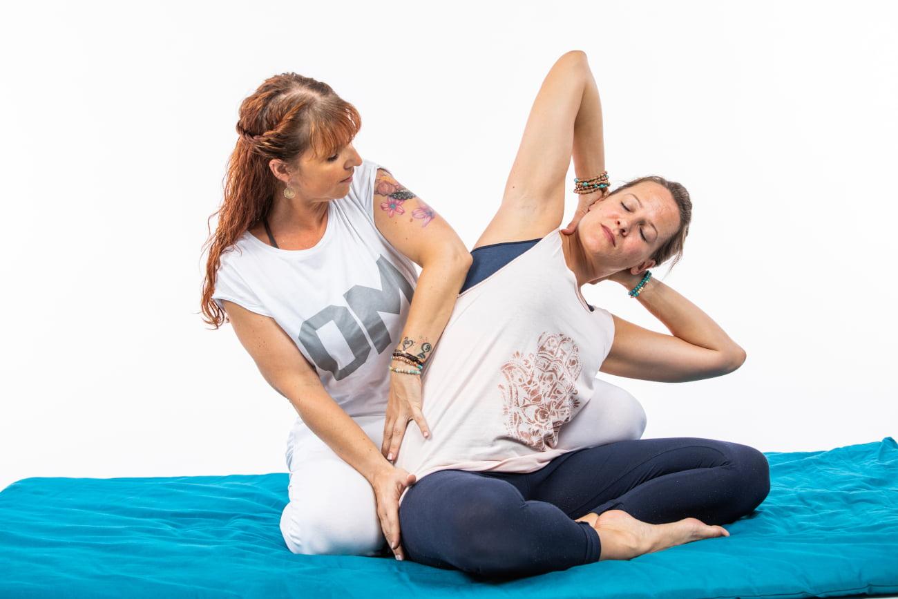 Thai Yoga Ausbildungen Silke Schuster