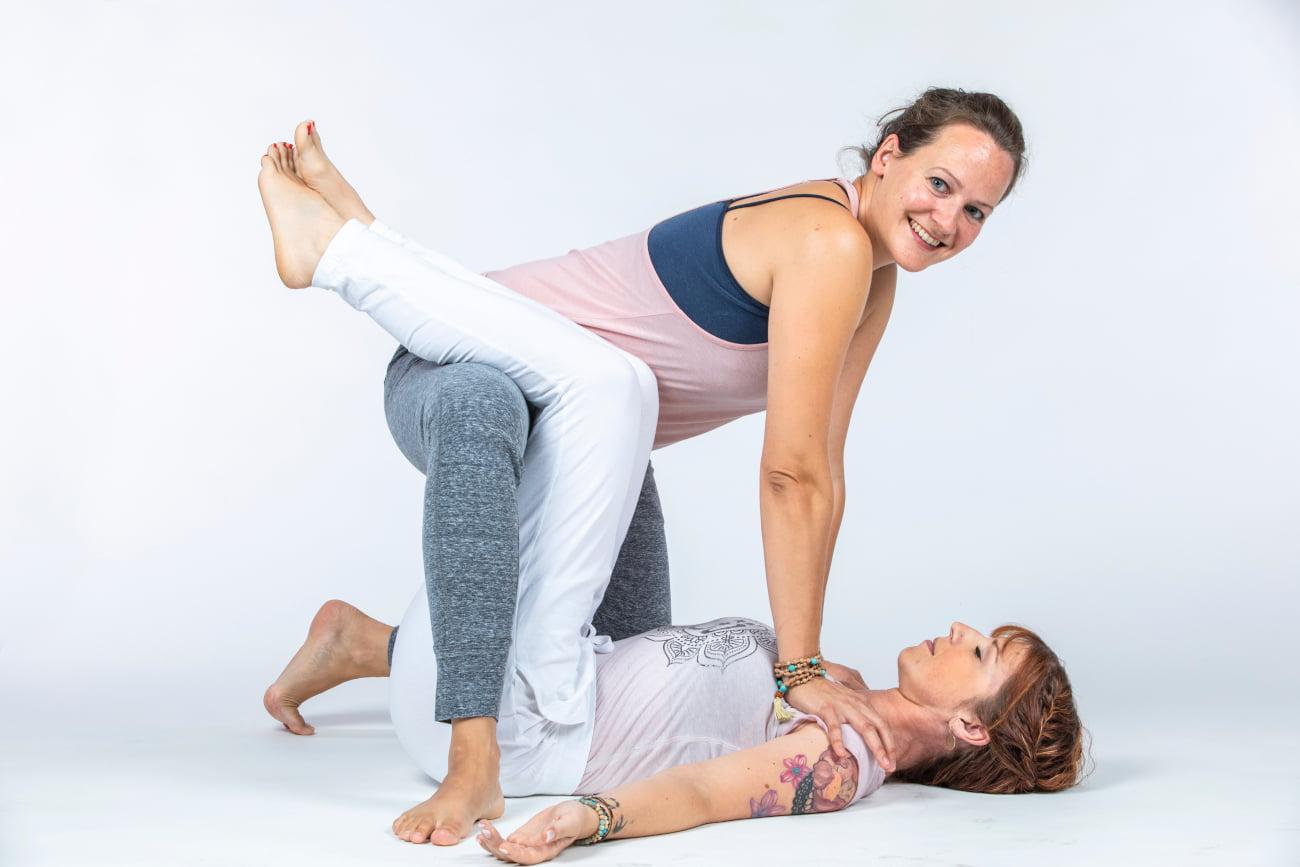 Thai Yoga Workshops Silke Schuster