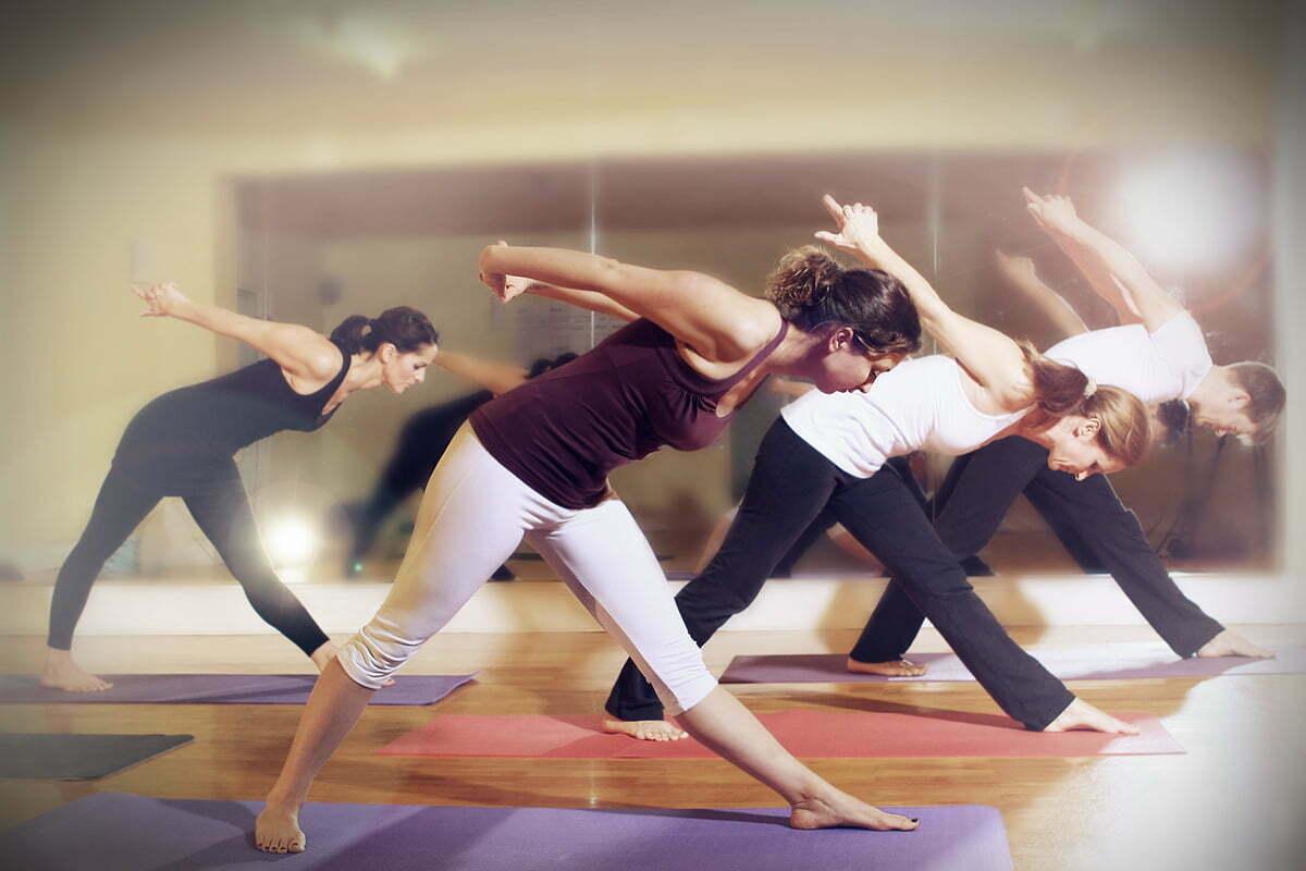 Anrede im Yogaunterricht