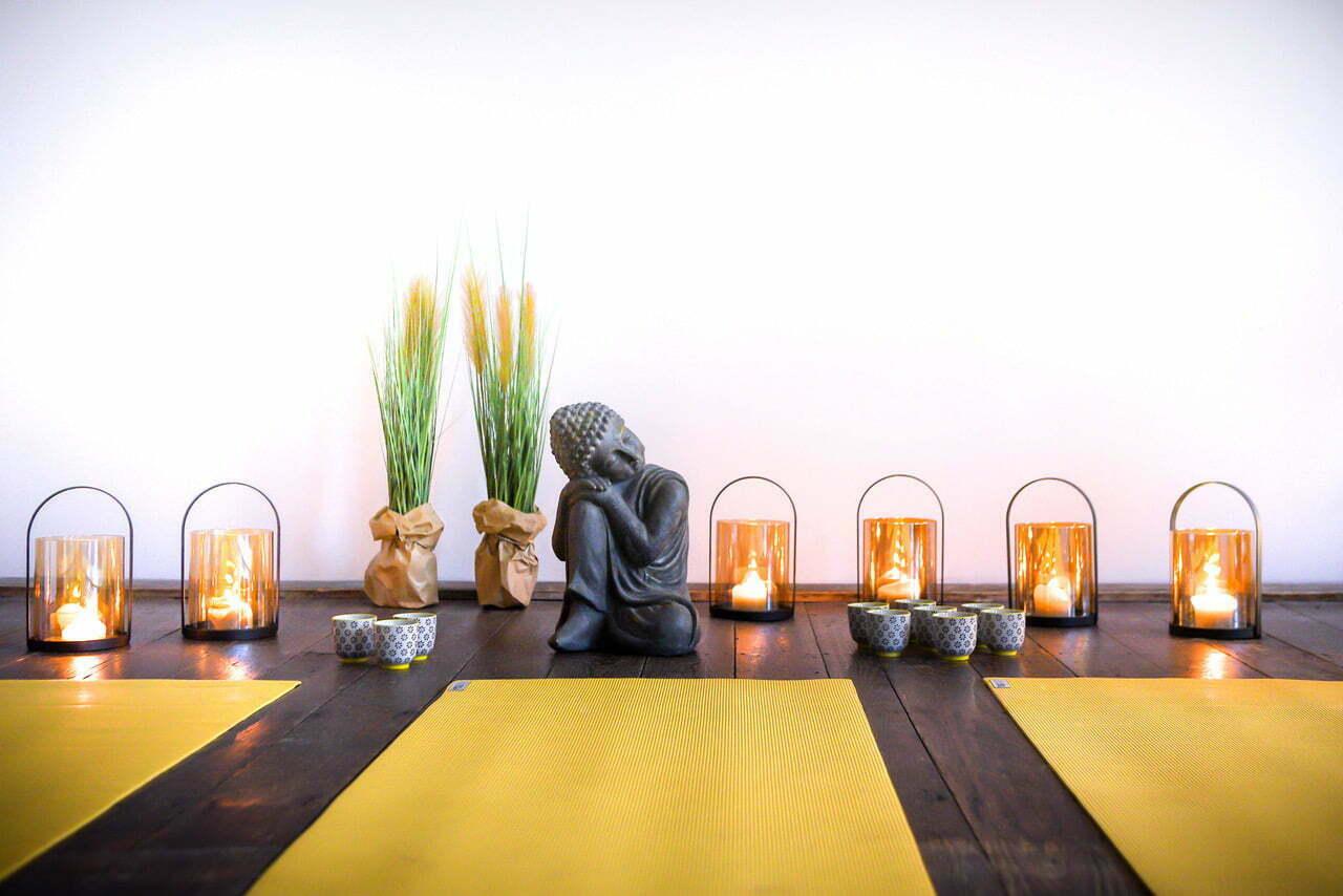Yoga im loft Wiesbaden mit Lebensflow