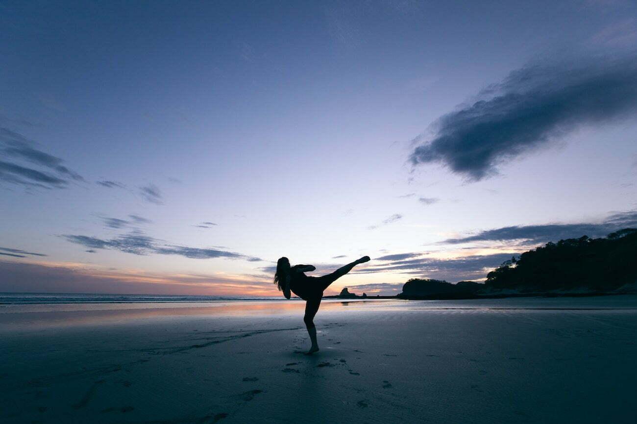 Muay Thai Yoga